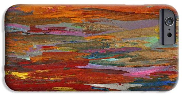 Recently Sold -  - Santa iPhone Cases - Mesa Grande iPhone Case by Bjorn Sjogren