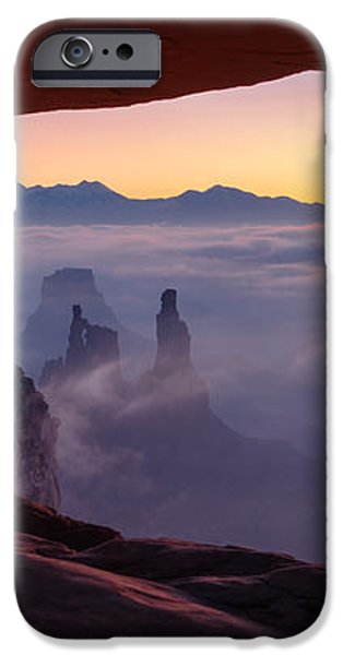 Mesa Mist iPhone Case by Chad Dutson