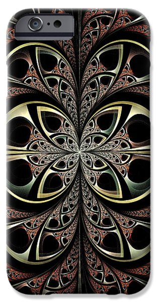 Enchanted iPhone Cases - Mesmerizing iPhone Case by Anastasiya Malakhova