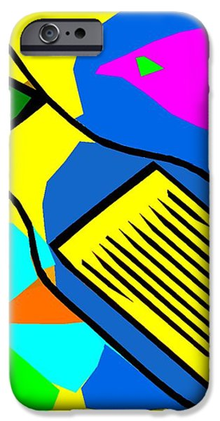 MESSAGE IN A BOTTLE iPhone Case by Patrick J Murphy