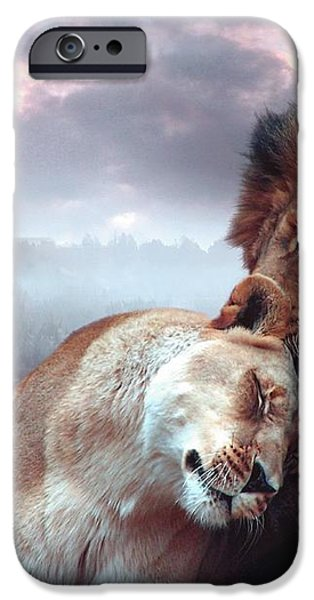 Messiah and Israel iPhone Case by Bill Stephens