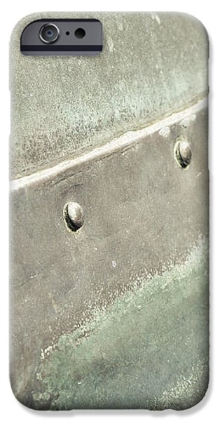 Metal container iPhone Case by Tom Gowanlock