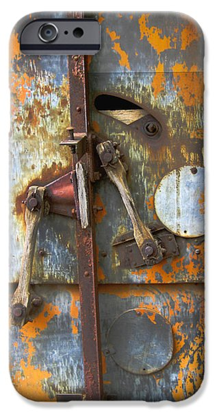Metal II iPhone Case by Ann Powell