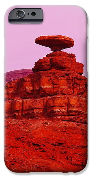 MEXICAN HAT  iPhone Case by Jeff  Swan
