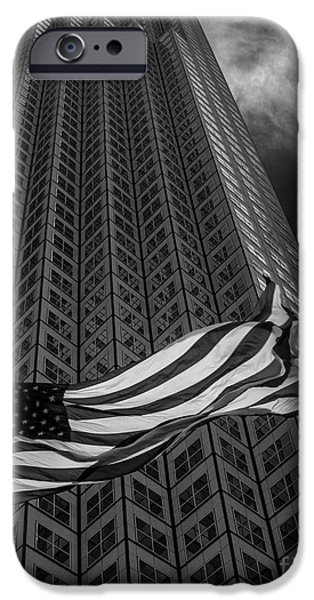 Miami Southeast Financial Center iPhone Case by Rene Triay Photography