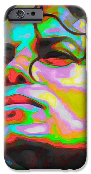 Michael iPhone Cases - Michael Jackson iPhone Case by  Fli Art