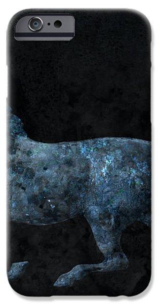 Midnight Run - Weathervane iPhone Case by John Stephens