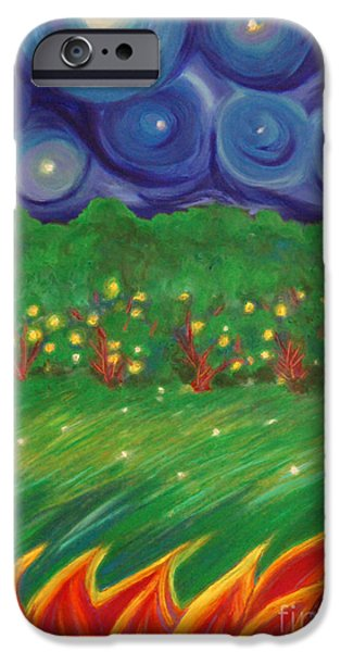 Midsummer by jrr iPhone Case by First Star Art