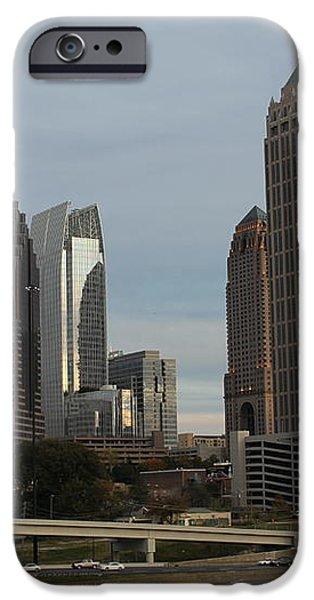 Midtown Atlanta iPhone Case by Reid Callaway