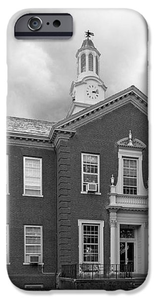 Midway College Marrs Hall iPhone Case by University Icons