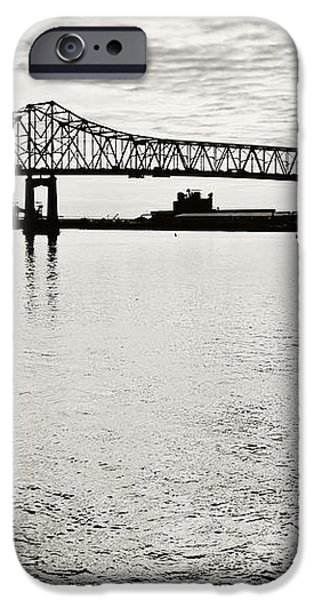 Mighty River iPhone Case by Scott Pellegrin