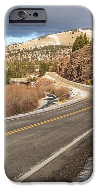 Mile One iPhone Case by Sue Smith