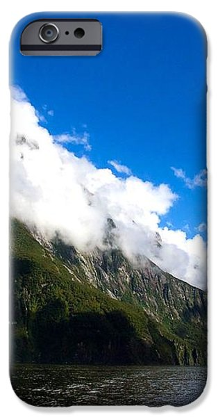 Milford Sound #2 iPhone Case by Stuart Litoff