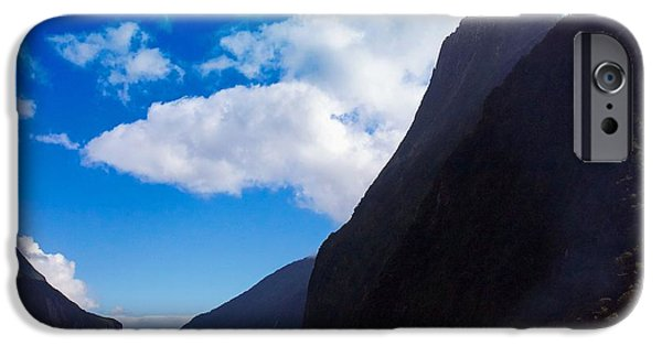 Epic iPhone Cases - Milford Sound #3 iPhone Case by Stuart Litoff