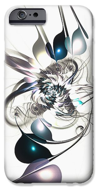 Modern iPhone Cases - Mimic iPhone Case by Anastasiya Malakhova