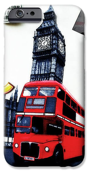 Beatles iPhone Cases - Mind The Gap iPhone Case by Pennie  McCracken