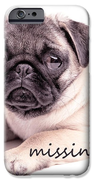 missing you... iPhone Case by Edward Fielding