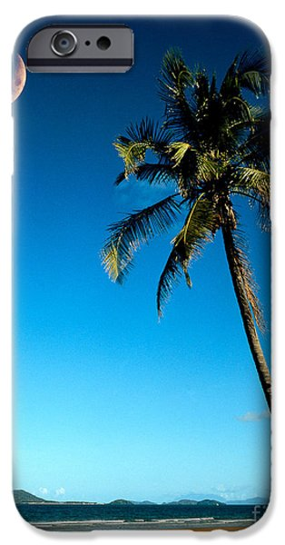 Dunk iPhone Cases - Mission Beach, Australia iPhone Case by Dale Boyer