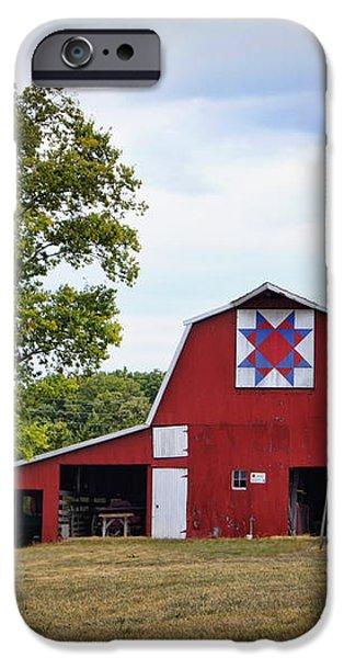 Missouri Star Quilt Barn iPhone Case by Cricket Hackmann