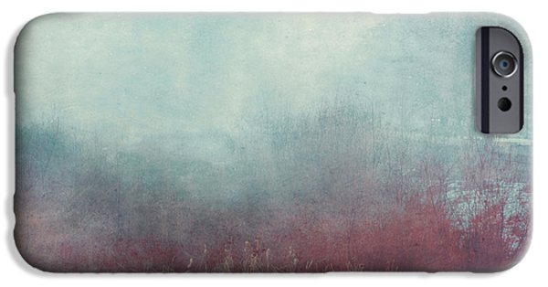 Ghastly iPhone Cases - Mist 548 iPhone Case by Violet Gray