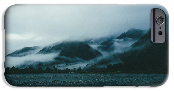 Fed iPhone Cases - Misty Morning iPhone Case by Christine Rivers