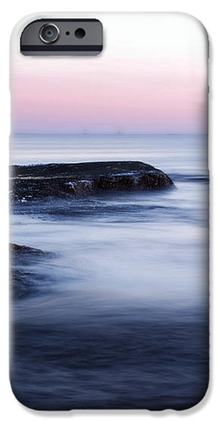 Misty Sea iPhone Case by Nicklas Gustafsson