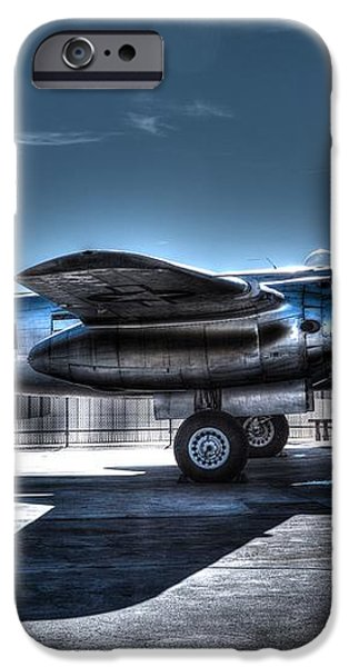 Mitchell B-25J iPhone Case by Tommy Anderson