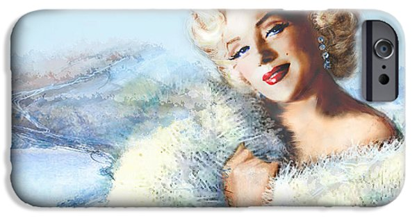 Theo Danella iPhone Cases - MM 126 d 4 auf A4 iPhone Case by Theo Danella