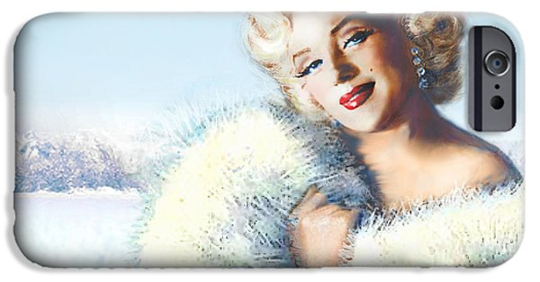 Theo Danella iPhone Cases - MM 126 d 4 iPhone Case by Theo Danella