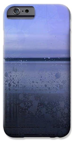 Modern-Art FINLAND Beautiful Nature iPhone Case by Melanie Viola