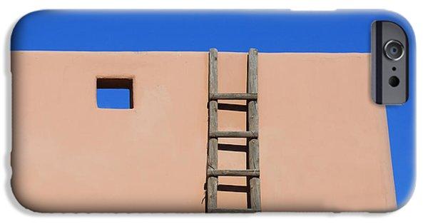 Sedona iPhone Cases - Modern Pueblo iPhone Case by Art Block Collections