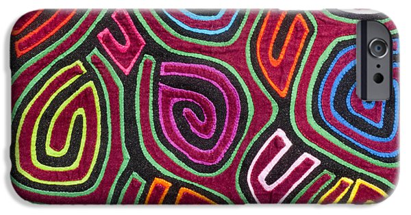 Koehrer-wagner_heiko iPhone Cases - Mola Art iPhone Case by Heiko Koehrer-Wagner