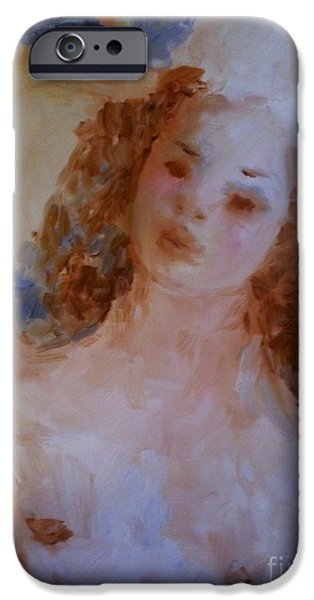Mom near Jupiter iPhone Case by Laurie D Lundquist