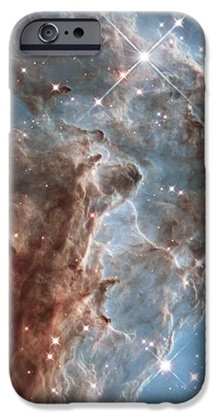 Constellations iPhone Cases - Monkey head Nebula iPhone Case by Martin  FF