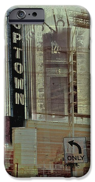 City Scape Digital Art iPhone Cases - Montage of Minneapolis iPhone Case by Susan Stone