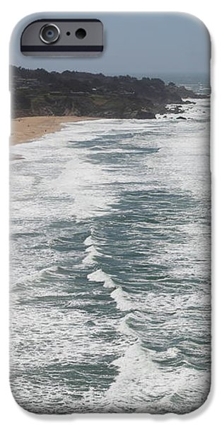 Montara State Beach Pacific Coast Highway California 5D22622 iPhone Case by Wingsdomain Art and Photography