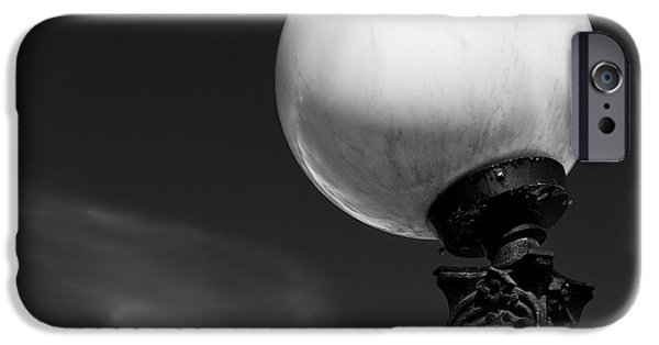 Orb iPhone Cases - Moon Light iPhone Case by Dave Bowman