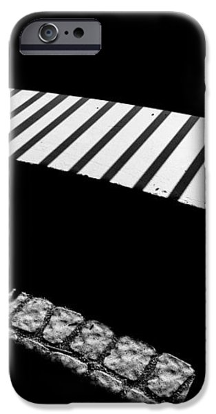 Moonlight Under The Highway iPhone Case by Bob Orsillo