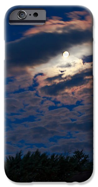 Moonscape iPhone Case by Robert Bales