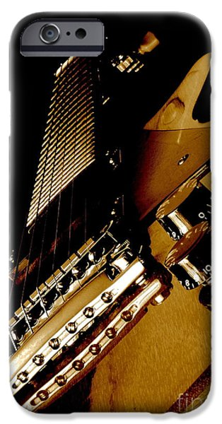 Axes iPhone Cases - More Or Les iPhone Case by Robert Frederick