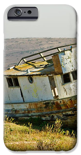 Morning at the Pt Reyes iPhone Case by Bill Gallagher