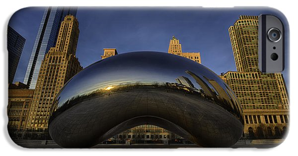 Best Sellers -  - Chicago iPhone Cases - Morning Bean iPhone Case by Sebastian Musial