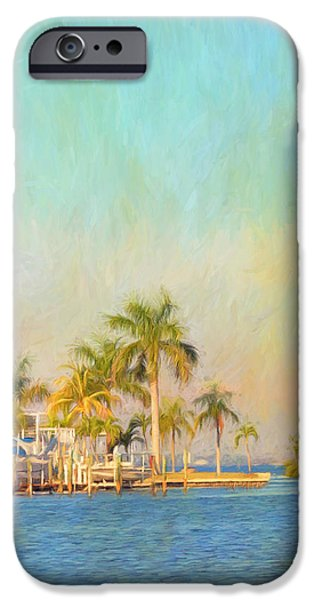 House Art iPhone Cases - Morning Has Broken iPhone Case by Kim Hojnacki