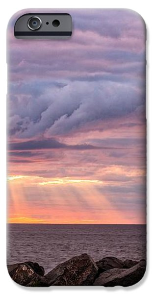 Morning Has Broken iPhone Case by Mary Amerman