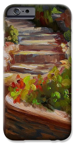 Morning Light iPhone Case by Lisa Phillips Owens