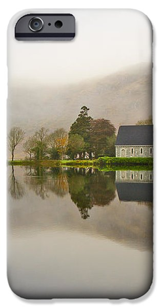 Morning Mirror iPhone Case by Jan Stria