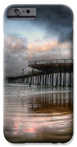 Morning Session in Pismo iPhone Case by Sean Foster