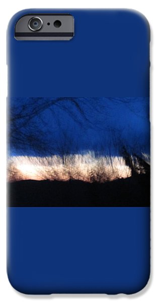 Mornings Love  iPhone Case by Robert  Nacke