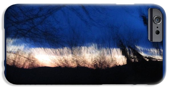 Sky Ceramics iPhone Cases - Mornings Love  iPhone Case by Robert  Nacke