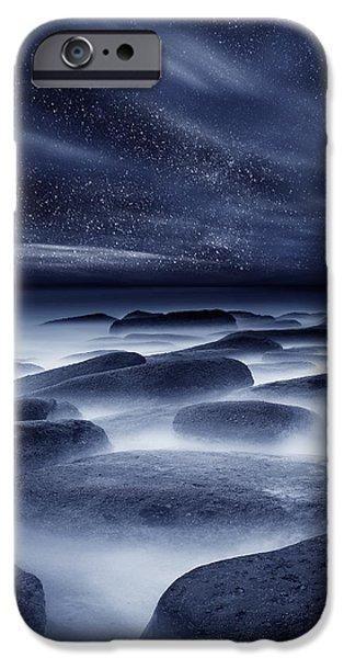 Morpheus kingdom iPhone Case by Jorge Maia